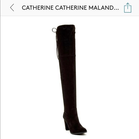b42bdd53746 Catherine Malandrino Shoes - Catherine Malandrino Sorche Over-the-knee Boot